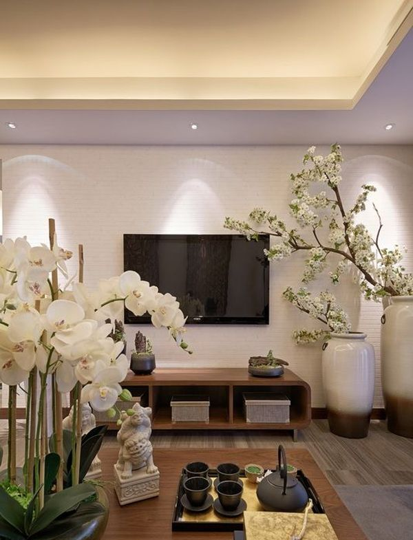 35 Simple And Elegant Asian Decor Ideas Living Rooms