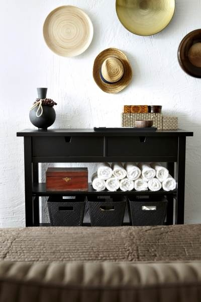 Add a NORDEN sideboard in the bedroom for practical and stylish storage Sleeping Pinterest