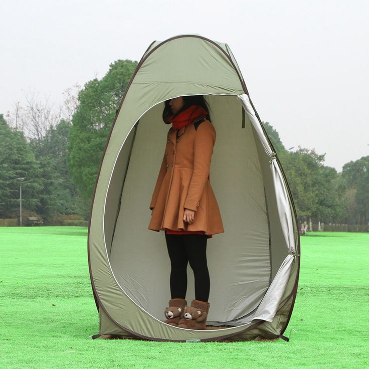 Portable Shelter C&ing Tent Move Privacy Bathing Toilet Tent Outdoor Dressing Changing Room Shower Tent with & The 25+ best Toilet tent ideas on Pinterest | Camping stuff ...