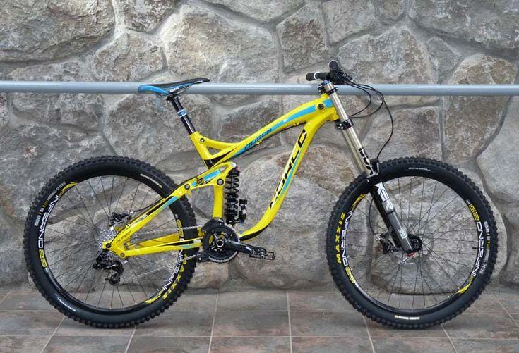2012 Norco Aurum DH mountain-bike
