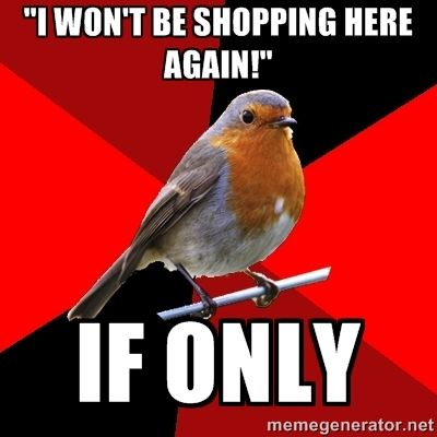 Retail Robin | Meme Generator