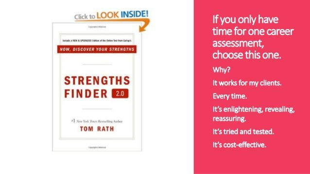 strengths finder assesment Measures 24 character strengths wwwauthentichappinessorg now  discover your strengths take gallup's strengthsfinder 20  assessment.