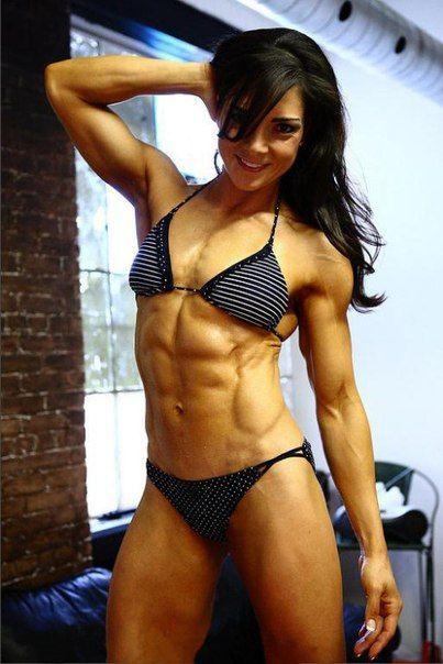 """hot-fitness-babez: """"Fitness Babe """" Dayna Maleton"""