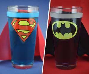 Super hero caped glasses