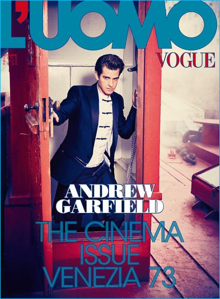 52 best d2editorials fw16 images on pinterest shoe bag guy andrew garfield covers the september 2016 issue of luomo vogue fandeluxe Choice Image