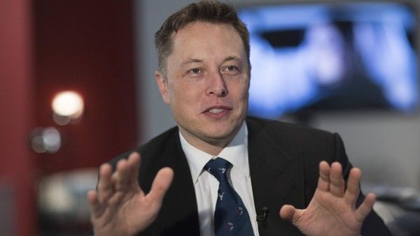 """Justine Musk, ex-wife of Elon, CEO of Tesla Motors, above, says those who achieve great things are mostly """"misfits"""""""