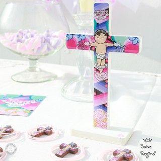 Cruz Color Cristo