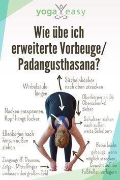 Yoga-Übungen: Alles über Vorbeugen – Weglasserei | Ernährungsberatung | Nahrungsmittelunverträglichkeit | FODMAP-Diät | Reizdarm