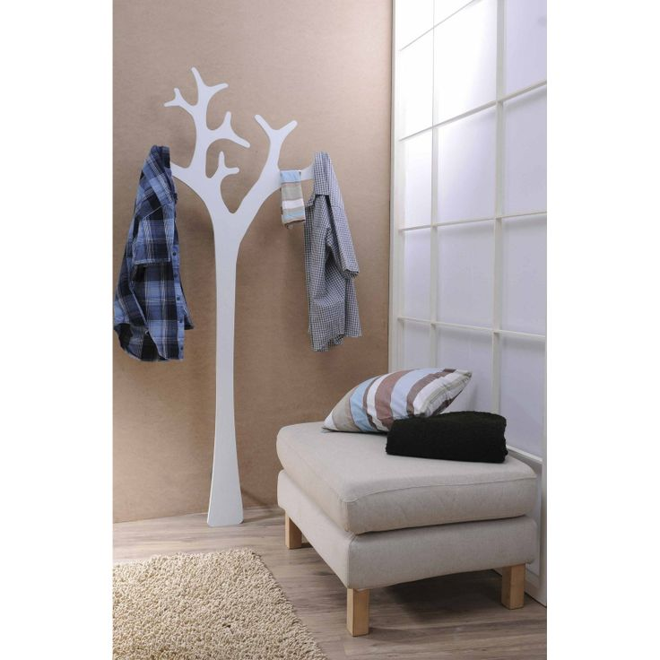 An Elegant Way To Create A Contemporary Feel, This Tree Shaped Coat Hanger  Brings An Element Of Modern Design Into The Home.