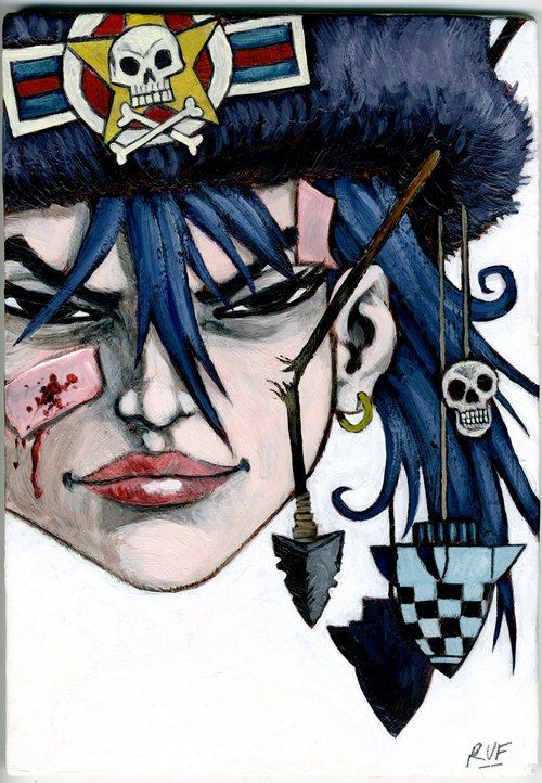 Team Tank Girl Cannon - Nevermind: Bad News, Some Hope, and Mother's Milk