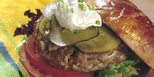 New Zealand Beef & Lamb - Recipes - Warrior Burger