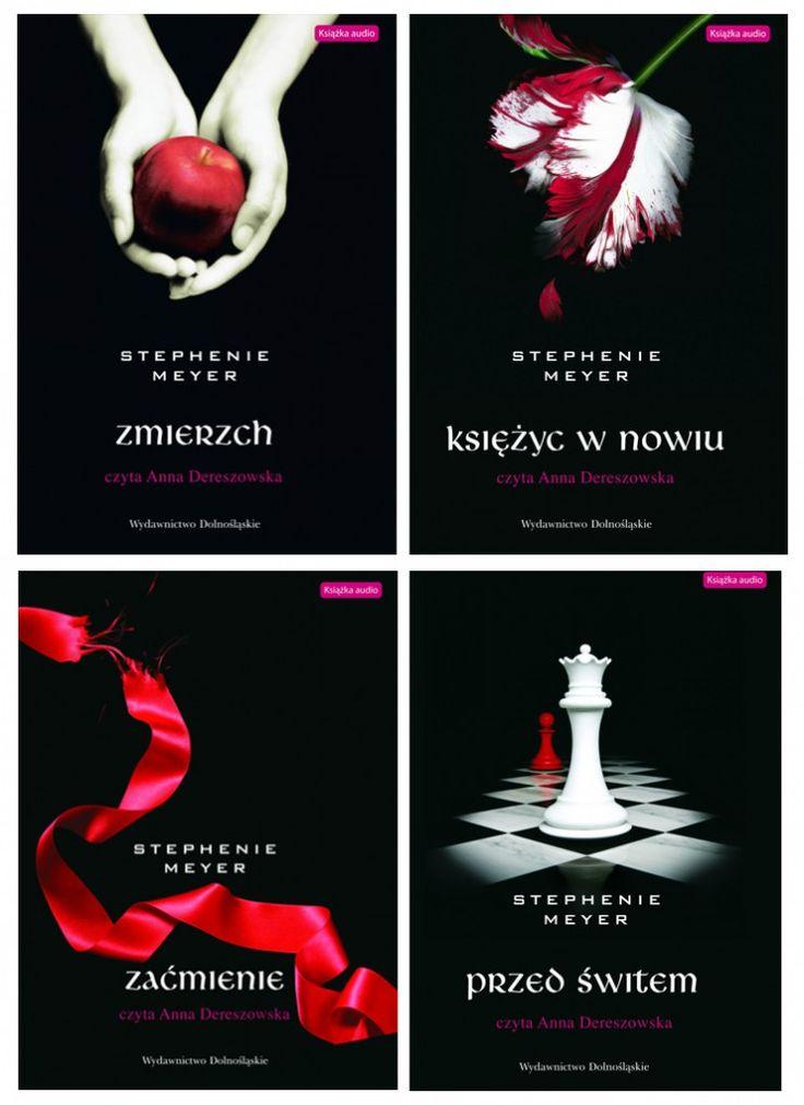 saga zmierzch książki - Szukaj w Google