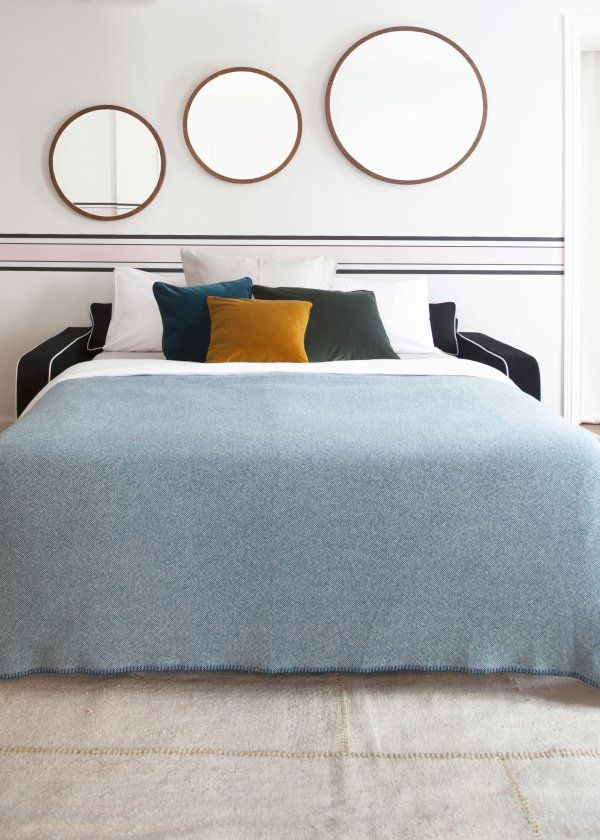 les 25 meilleures id es concernant sarah lavoine sur pinterest maison sarah lavoine bleu. Black Bedroom Furniture Sets. Home Design Ideas