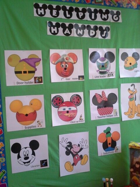 Mickey Classroom Decor : Best images about disney themed classroom on pinterest