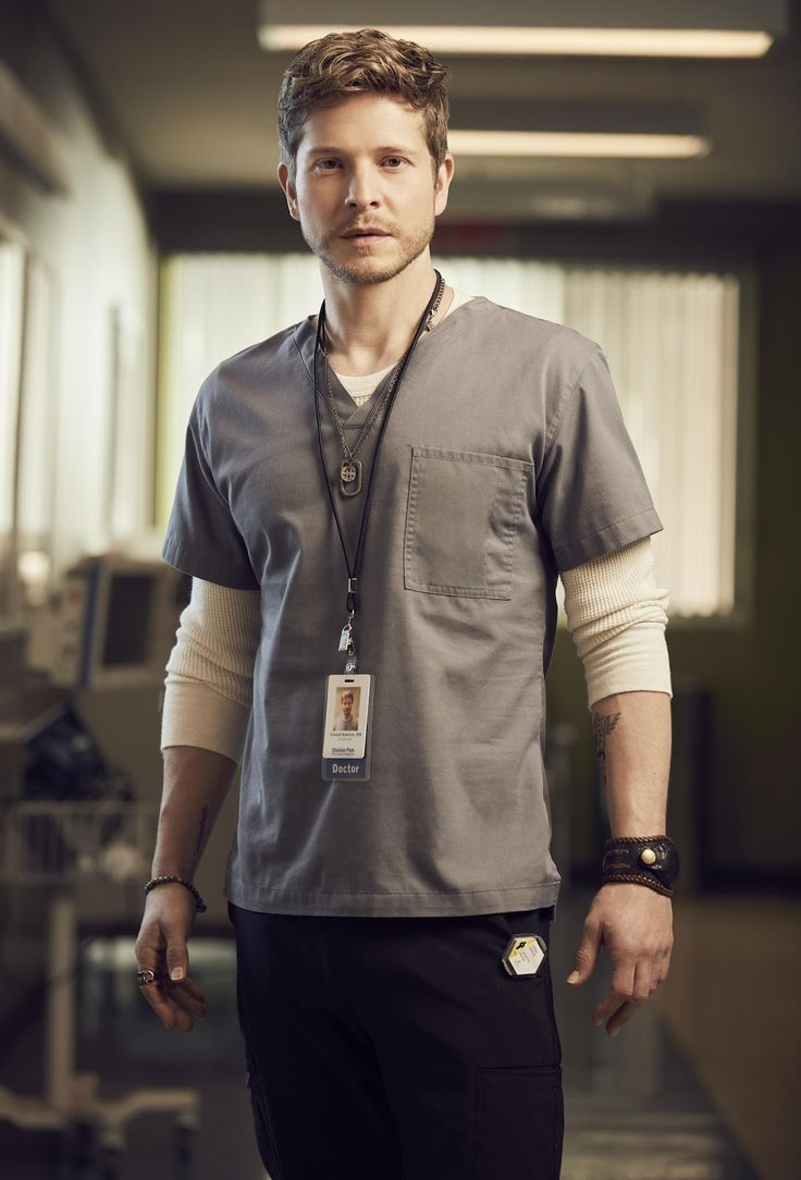 Matt Czuchry in The Resident series (7)