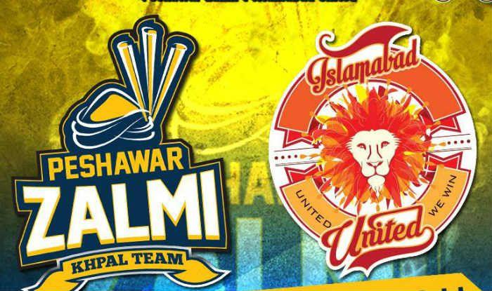PSL 2017: 12th Match Islamabad United vs Peshawar Zalmi Live Streaming, Highlights, Result
