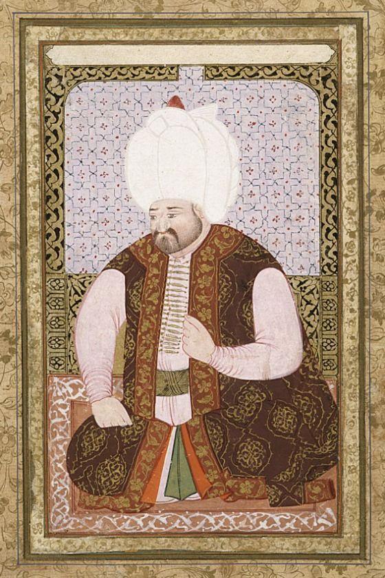 Ottoman - 1600-1610.  Sultan Selim II (reigned 1566-1574) | LACMA Collections