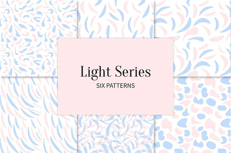 Elegant & Pretty Patterns #1 by Perfect Design on @creativemarket