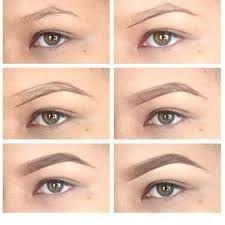 Resultado de imagen de como depilar las cejas paso a paso para niñas