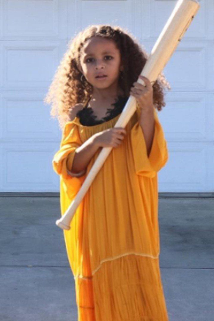 Everyone Go Home, This Little Girl Just Slayed Her Beyoncé Halloween Costumes