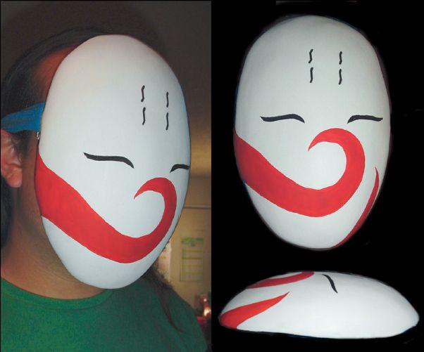 Naruto Haku Mask – Arpf
