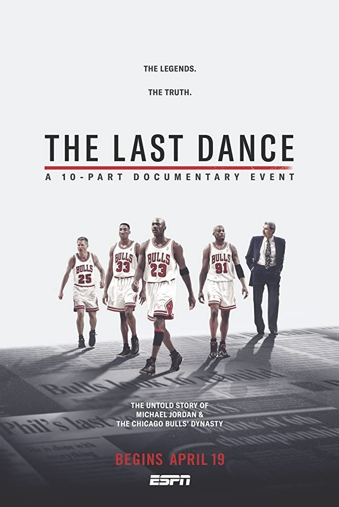The Last Dance 1 Sezon 1 Bolum Turkce Dublaj 1080p Dd 5 1 Nf Webdl Turkseed Last Dance Documentaries Kids Family Movies