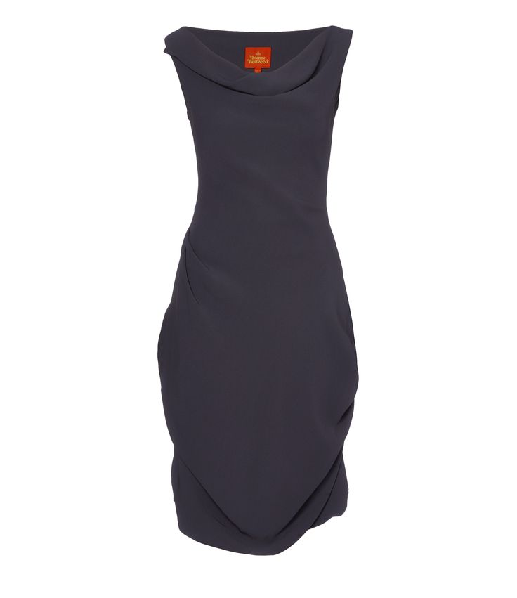 Amber Picnic Dress Charcoal #SS17