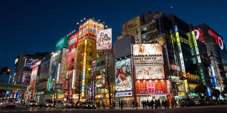 Shibuya Scramble...