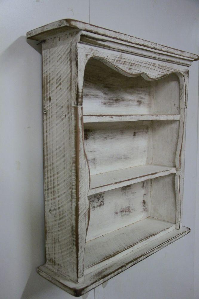 French Country Shelf Decor