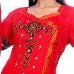 Latest Salwar Kameez Neck Designs 2014 For Ladies