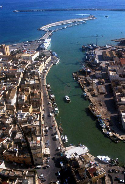 Sicilia: Una città di origine Normanna e Araba: Mazara del Vallo