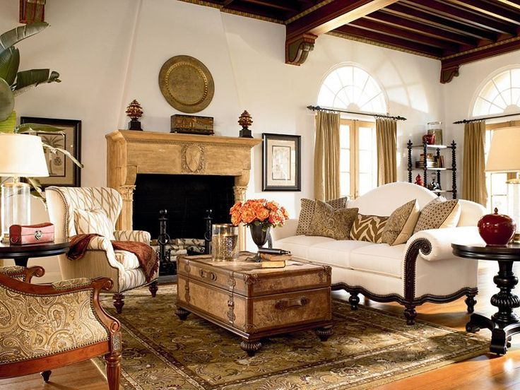 Sofa Tables Make sure to have a nice fy sofa or seat that you can curl up on with hot chocolate and a fire burning in the fireplace once the weather gets colder