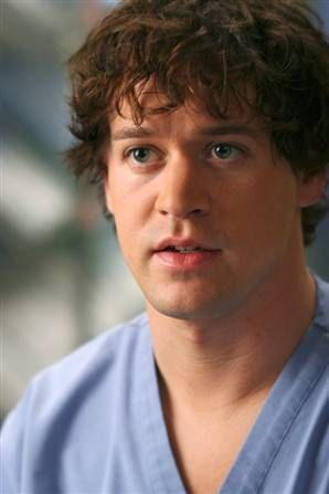 George of Grey's Anatomy. Played by T.J. Knight