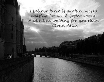 cloud atlas quote...