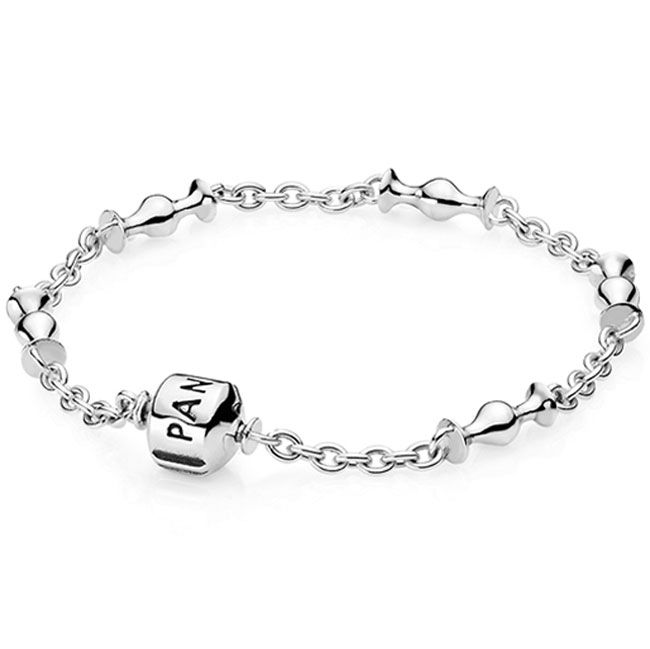 Pandora Capture 5 Clip Station Bracelet