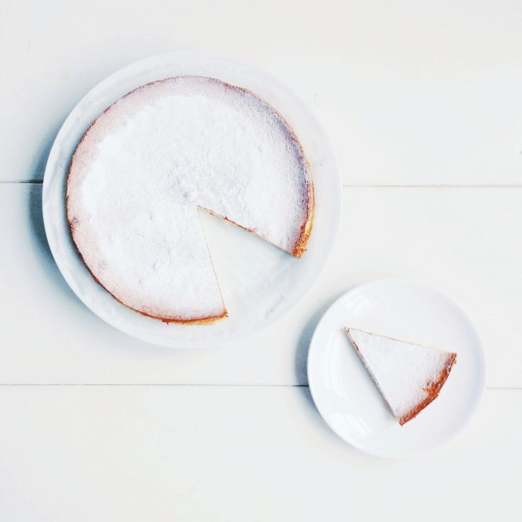 Japanse Cheesecake met 3 ingredienten - CuliNessa
