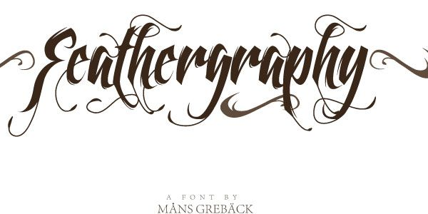 Free Tattoo Fonts And Lettering