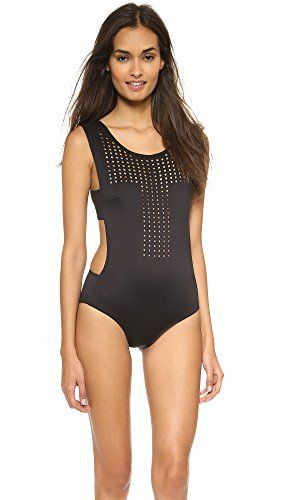 CLOVER CANYON Clover Canyon Women'S Laser Cut Swimsuit. #clovercanyon #cloth #