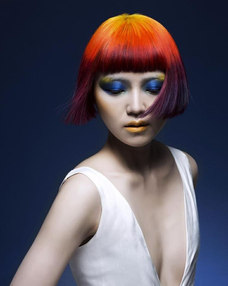 2013 Goldwell  COLOR!  ZOOM SALON-Velette