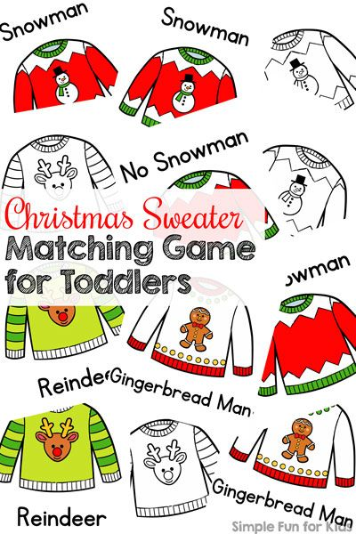 240 best Christmas Learning Activities images on Pinterest ...