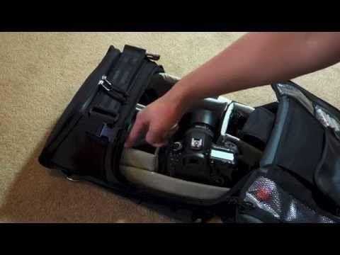 Chrome Niko Pack Camera Backpack Review - YouTube