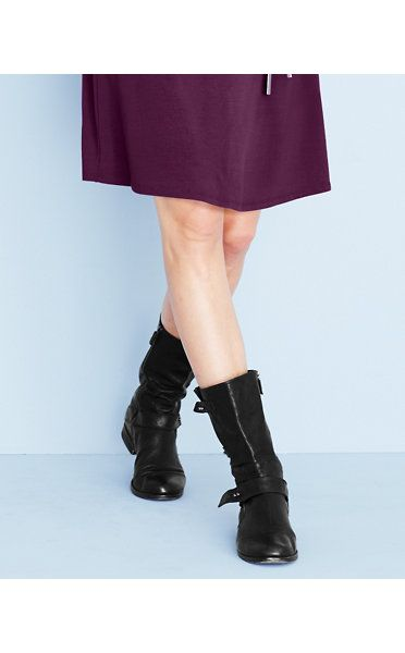 12 best my style images on pinterest woman clothing for Eileen fisher motor boots