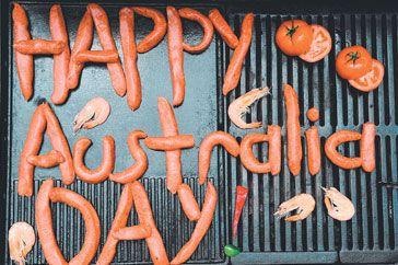 Australia Day BBQ #AustraliaDayOnboard