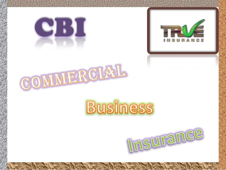 Commercial Business Insurance is a best cover plan if you are running a company or organization. This cover plan provides protection to your company against different types of damages and risks.