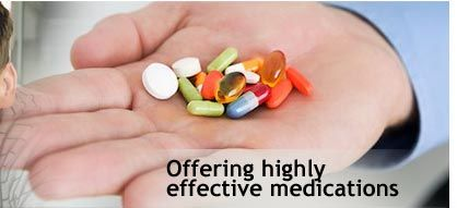 We offer high effective medications at Apus Life.