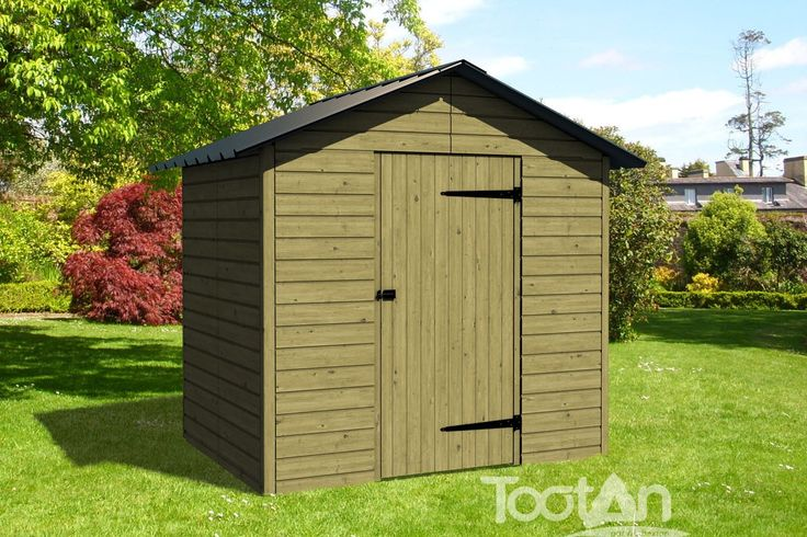 Abris de jardin - Abris de rangement Tombelaine | Tootan