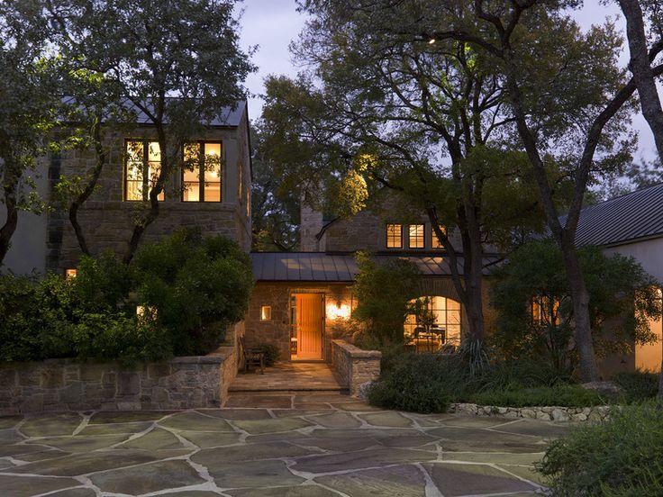 Michael G. Imber, Architect - San Antonio Residence