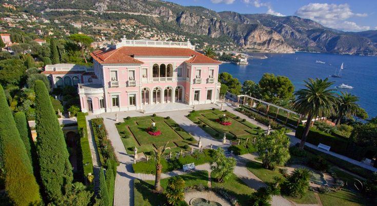 Villa & Jardins Ephrussi de Rothschild - Site officiel - gérée par Culturespaces, Saint-Jean-Cap-Ferrat