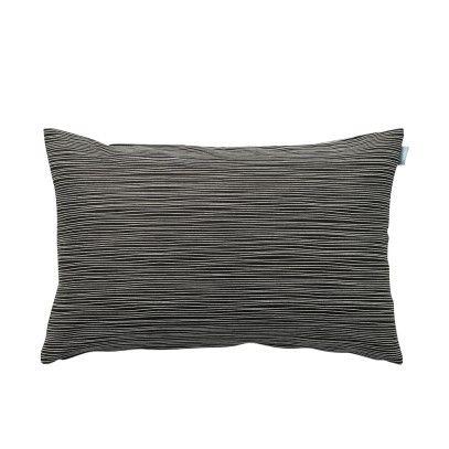 Line-tyynynpäällinen, musta, Spira