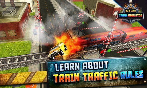 best 3D euro train simulator game | euro train simulator